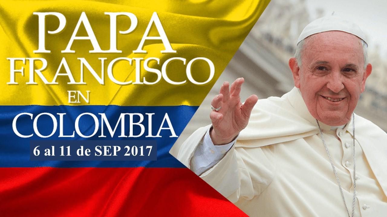 Papa a Colombia