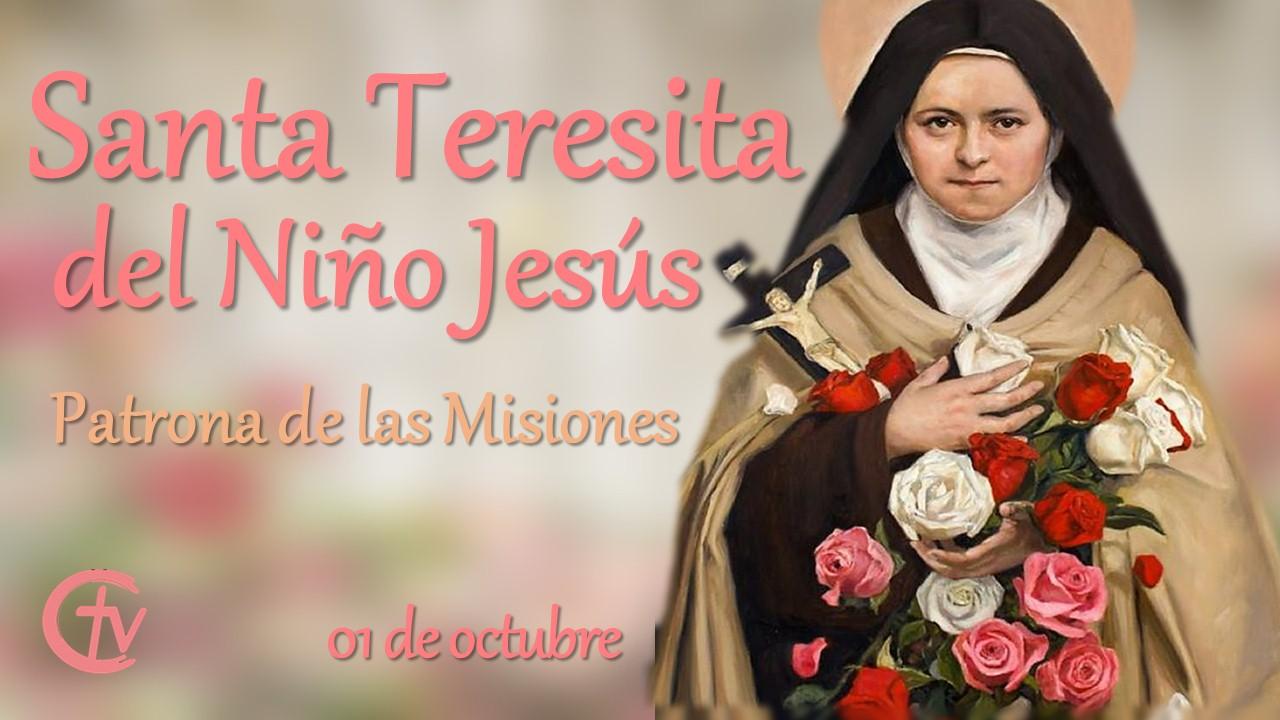 SANTO DEL DÍA || Santa Teresita del Niño Jesús