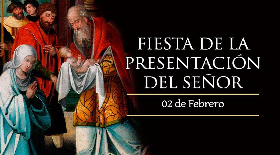 SANTO DEL DÍA || Fiesta de la Presentación del Señor