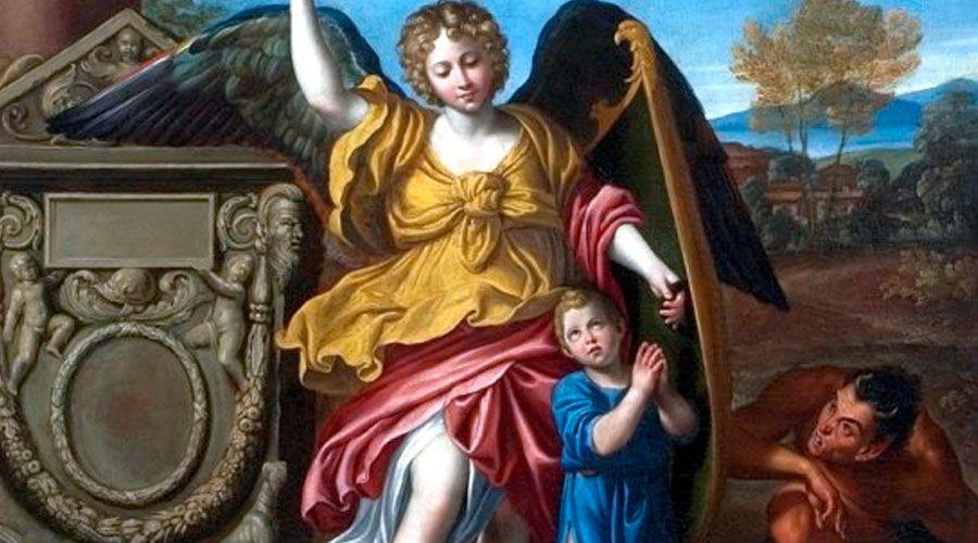 Reza esta oración de una madre a sus ángeles de la guarda