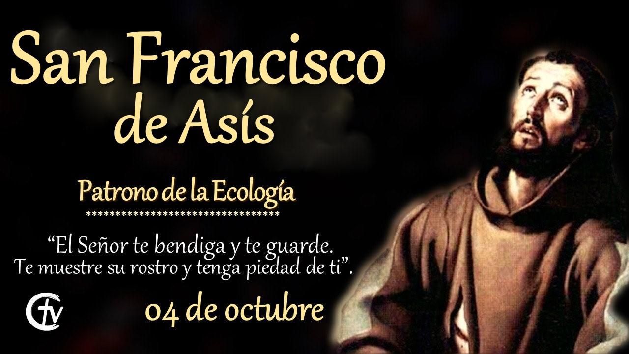 SANTO DEL DÍA || Hoy celebramos a San Francisco de Asís