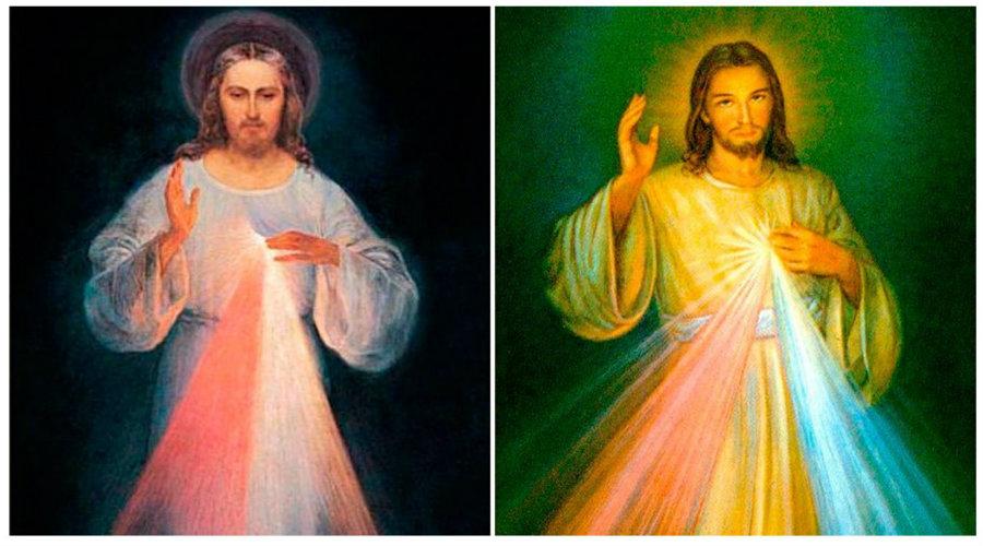 Esta es la verdadera historia de la imagen de la Divina Misericordia