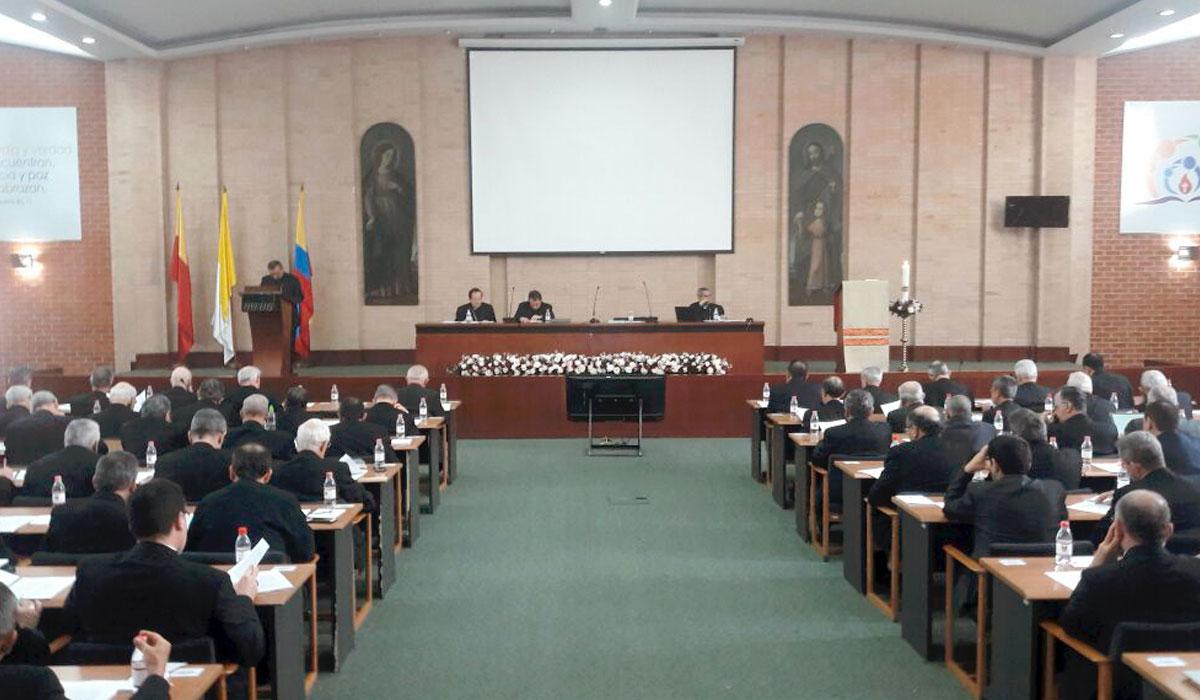 Arrancó la CV Asamblea Plenaria con la premisa de renovar a la parroquia