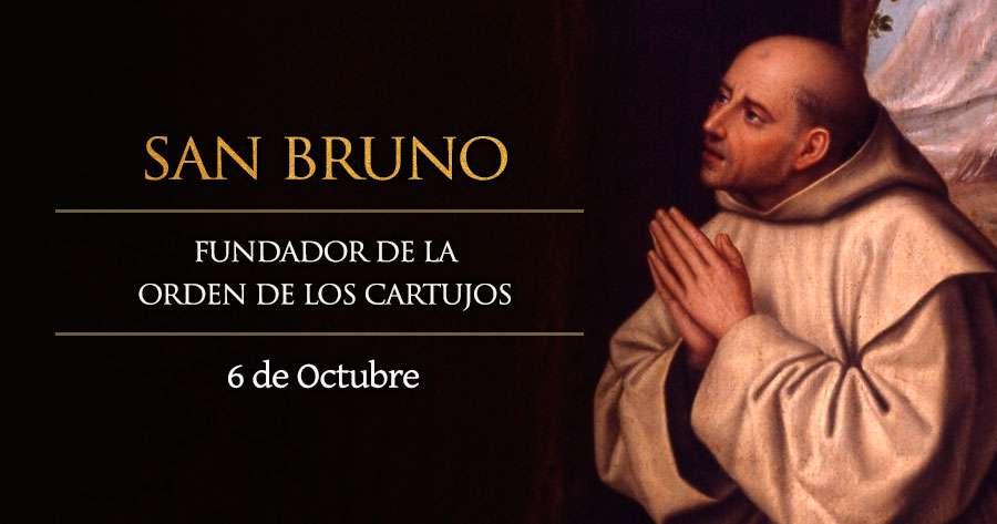 San Bruno, Fundador de los cartujos