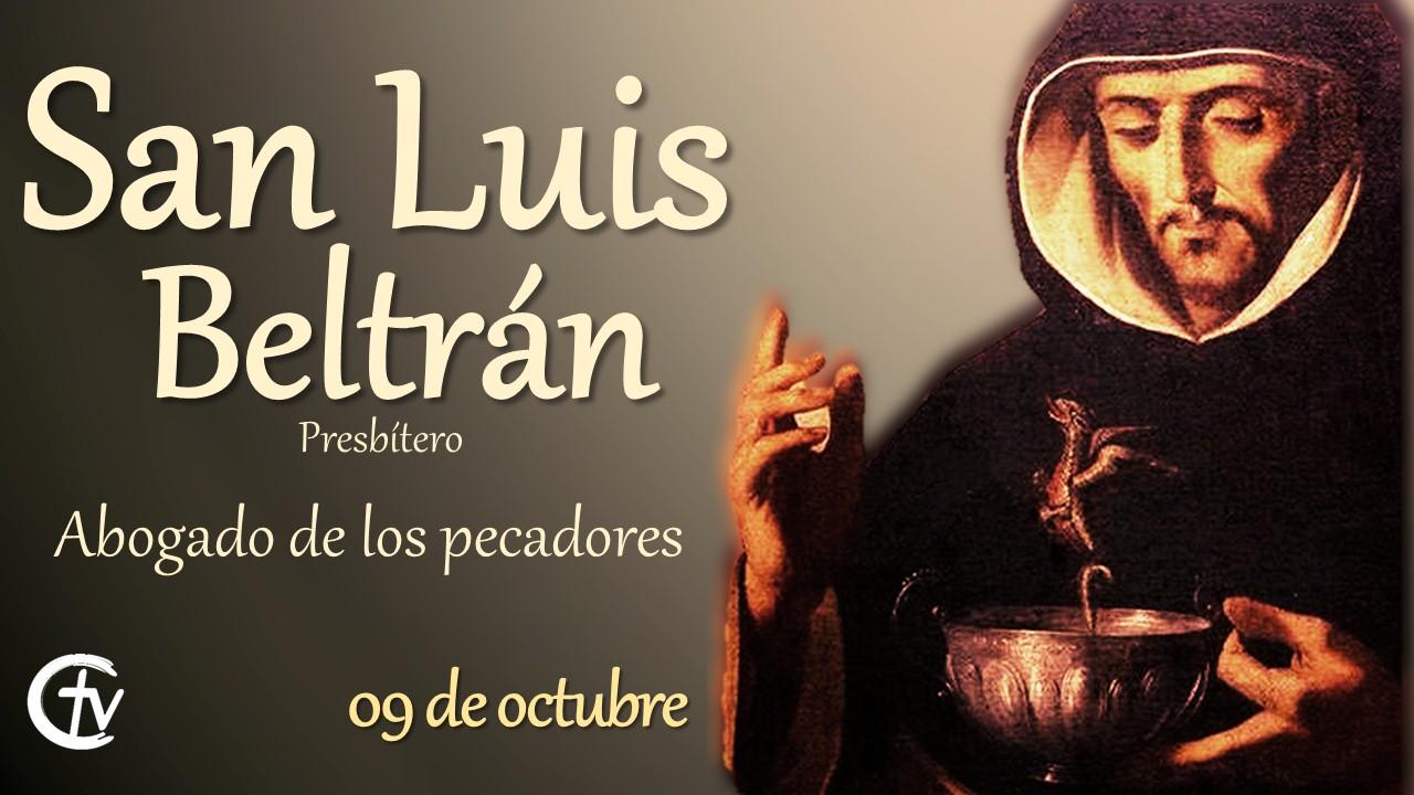 SANTO DEL DÍA || Hoy celebramos a San Luis Beltrán, patrono de Colombia