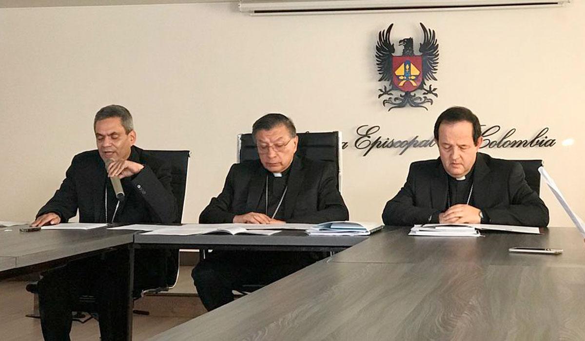 Obispos invitan a los colombianos a no desfallecer y seguir buscando caminos de paz