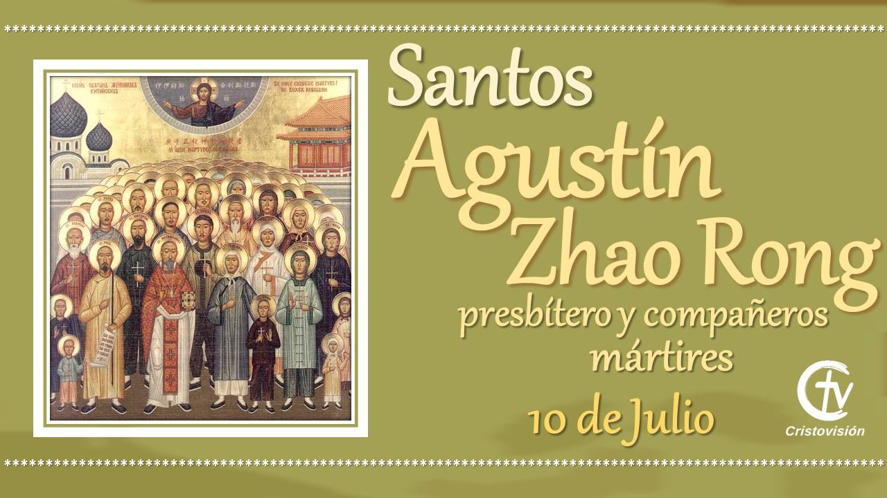 SANTO DEL DÍA || San Agustín Zhao Rong y 119 compañeros, mártires en China