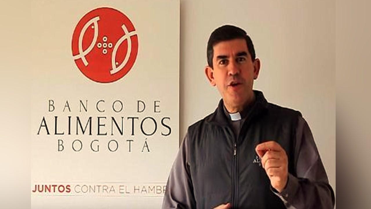 Banco de Alimentos de Bogotá recibe homenaje por su labor