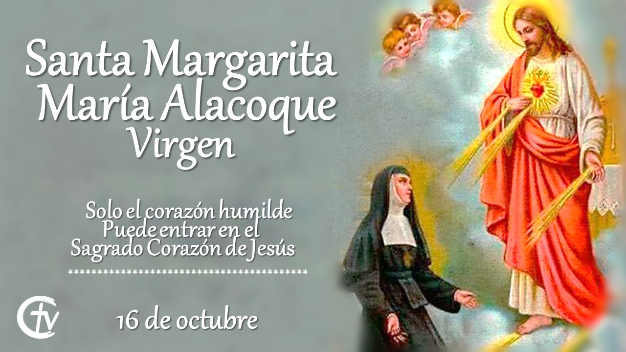Santa Margarita de Alacoque