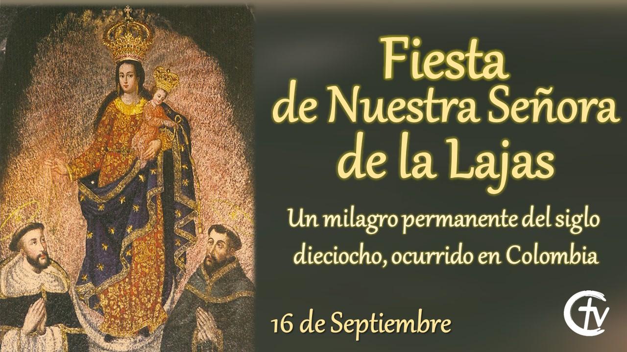 Fiesta de Nuestra Señora de las Lajas