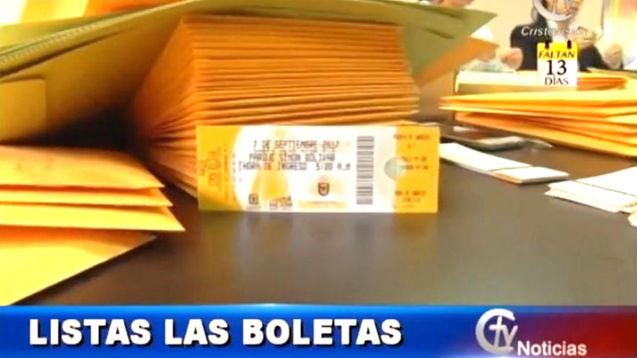 Listas las boletas para la Santa Misa con el Papa Francisco en Bogotá