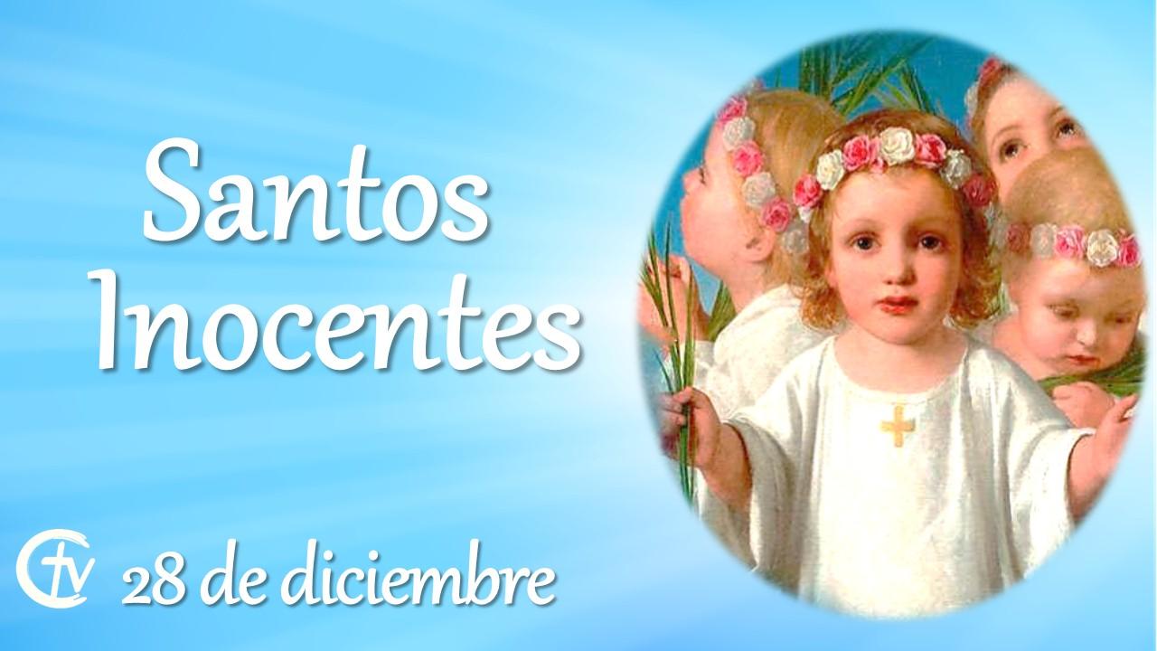 SANTO DE DÍA || Hoy se conmemora a los Santos Inocentes Mártires