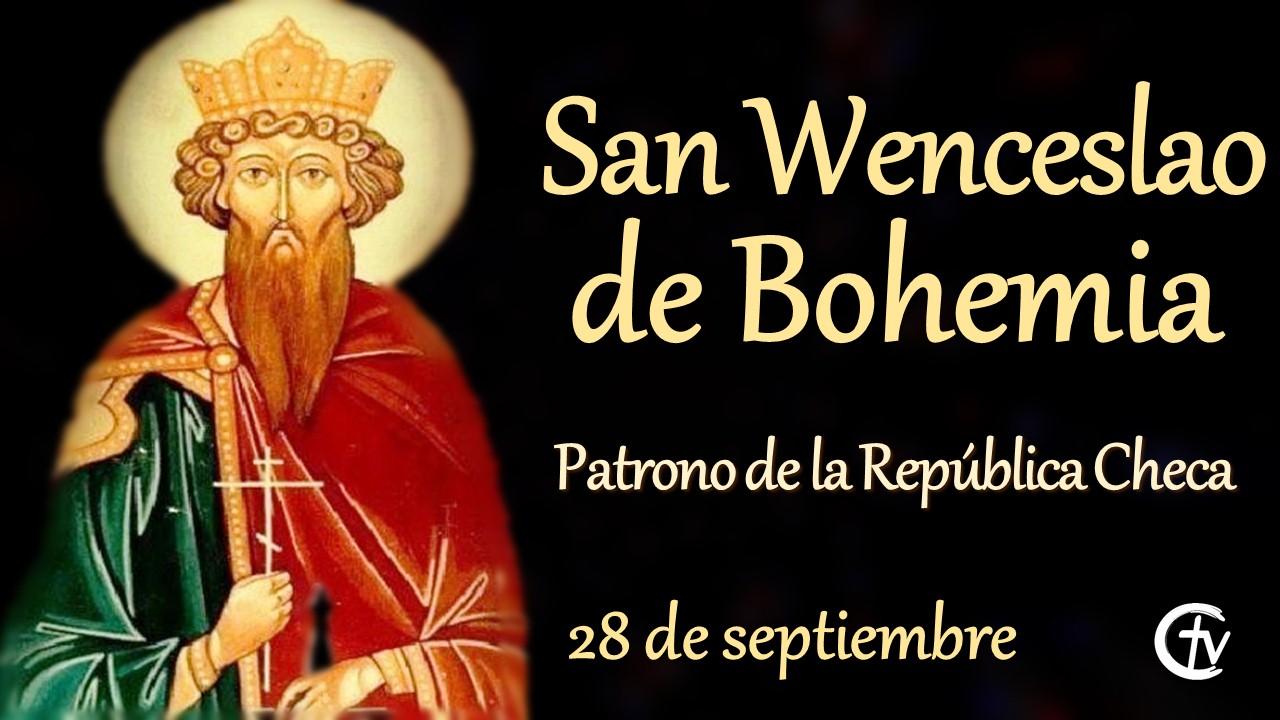 SANTO DEL DÍA || Hoy es la fiesta de San Wenceslao de Bohemia