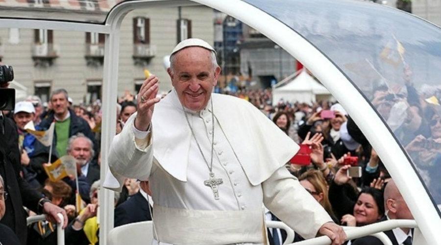 Visita Pastoral del Papa Francisco a Cesena y Bolonia