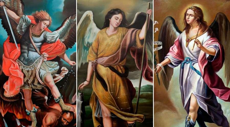 8 cosas que tal vez no sabías de los Santos Arcángeles