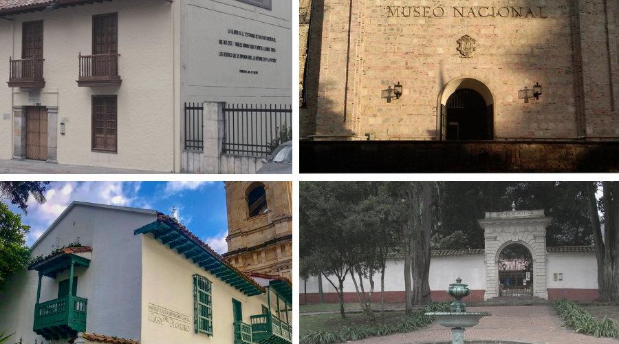 Lugares Bogotá