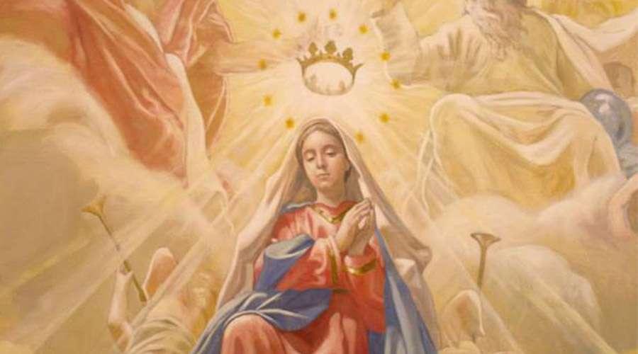 Nota Virgen María