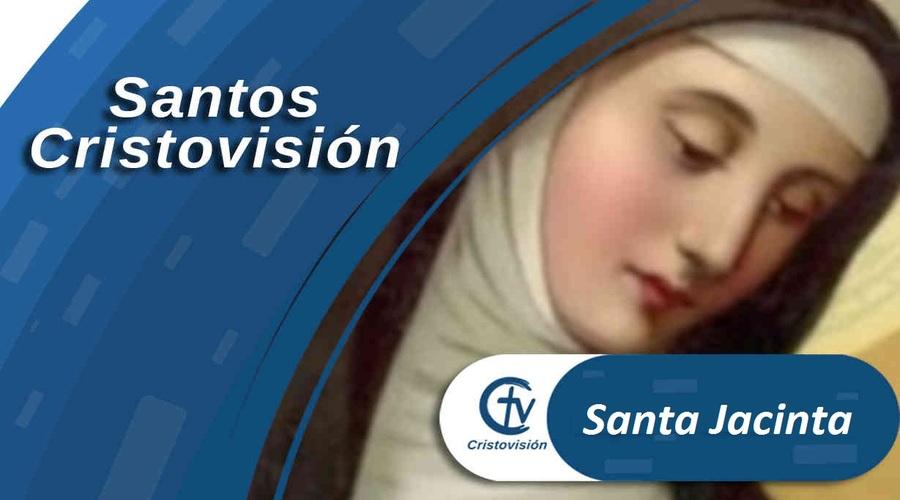Santa Jacinta, Religiosa