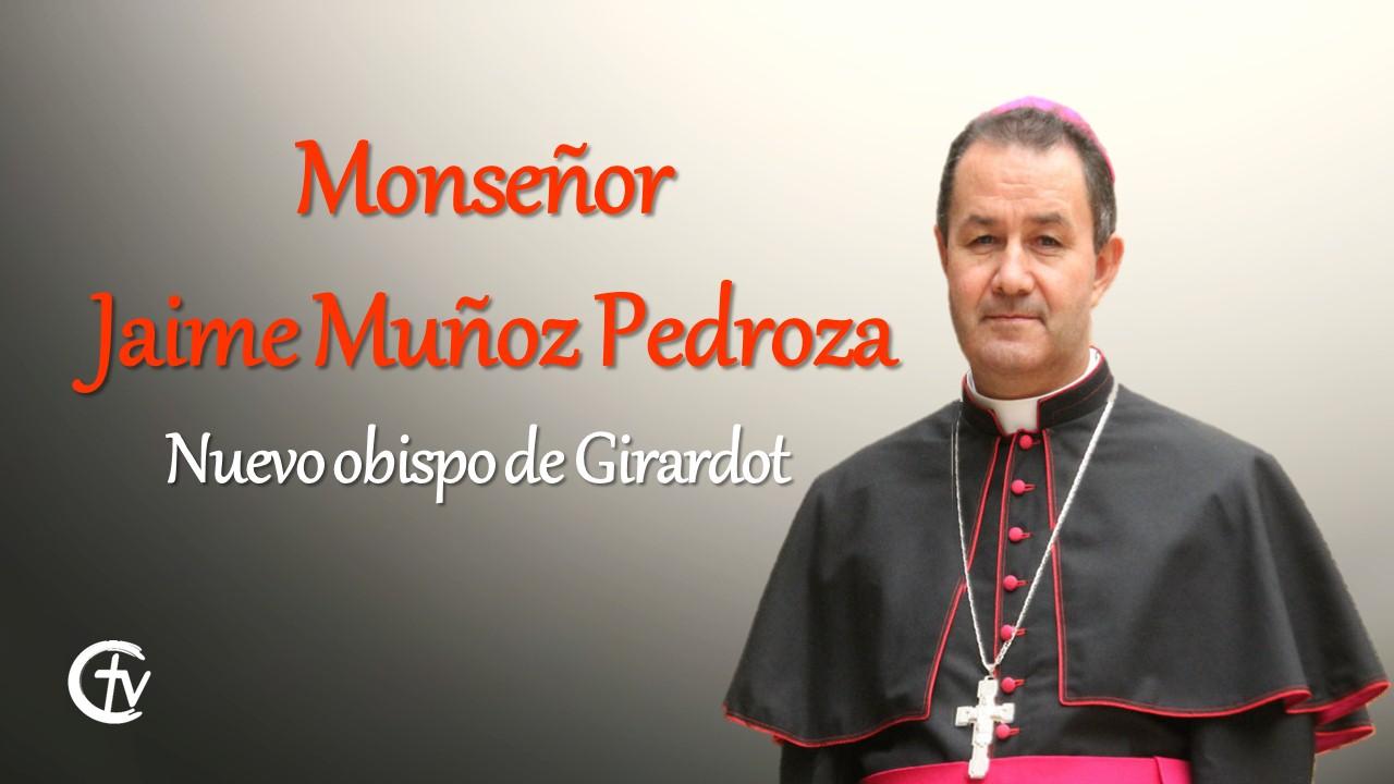 Hoy se posesiona el obispo de la Diócesis de Girardot