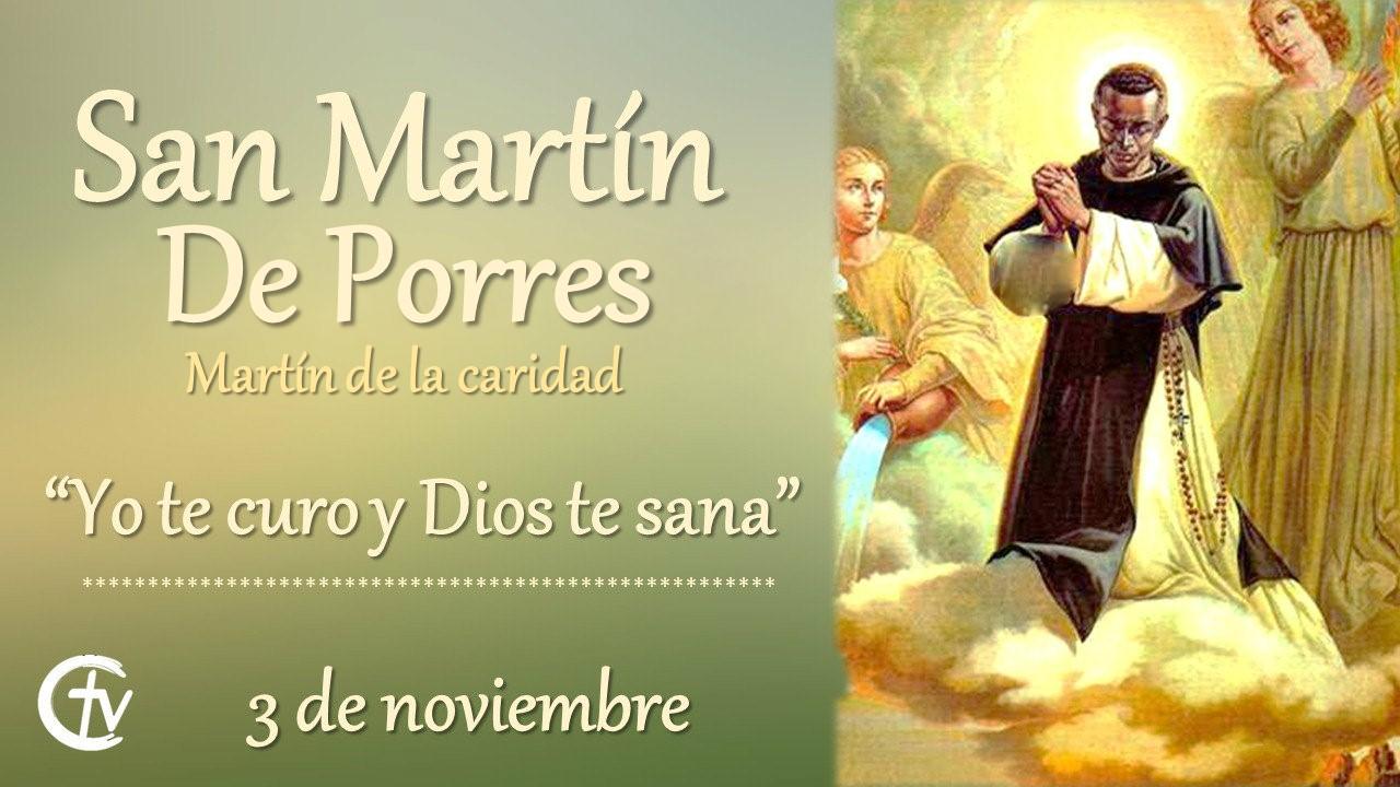 SANTO DEL DÍA || San Martín de Porres, obispo