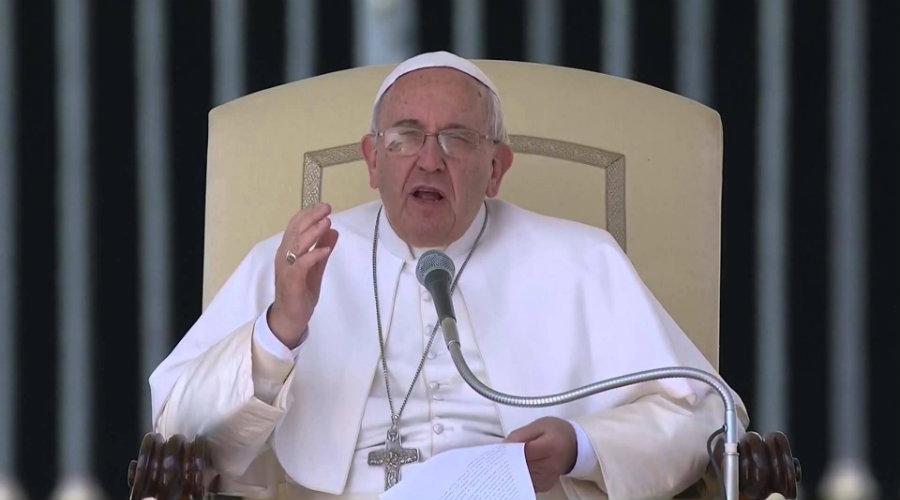 catequesis papa francisco