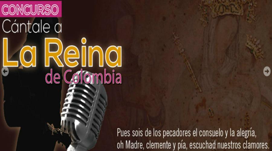 "Participa del concurso ""Cántale a la Reina de Colombia"""