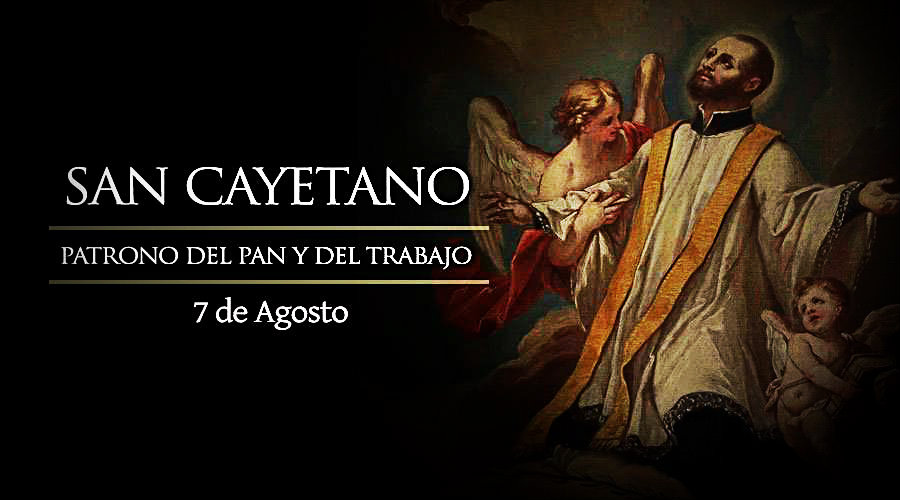 San Cayetano, Presbítero