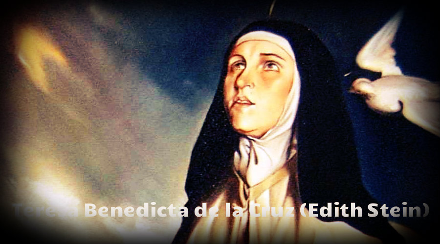 Teresa Benedicta de la Cruz (Edith Stein)