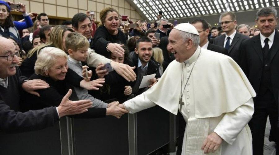audiencia general dones liturgia ofrendas