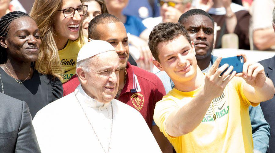 catequesis papa francisco confirmacion sacramento