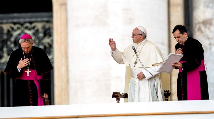 catequesis papa francisco confirmacion