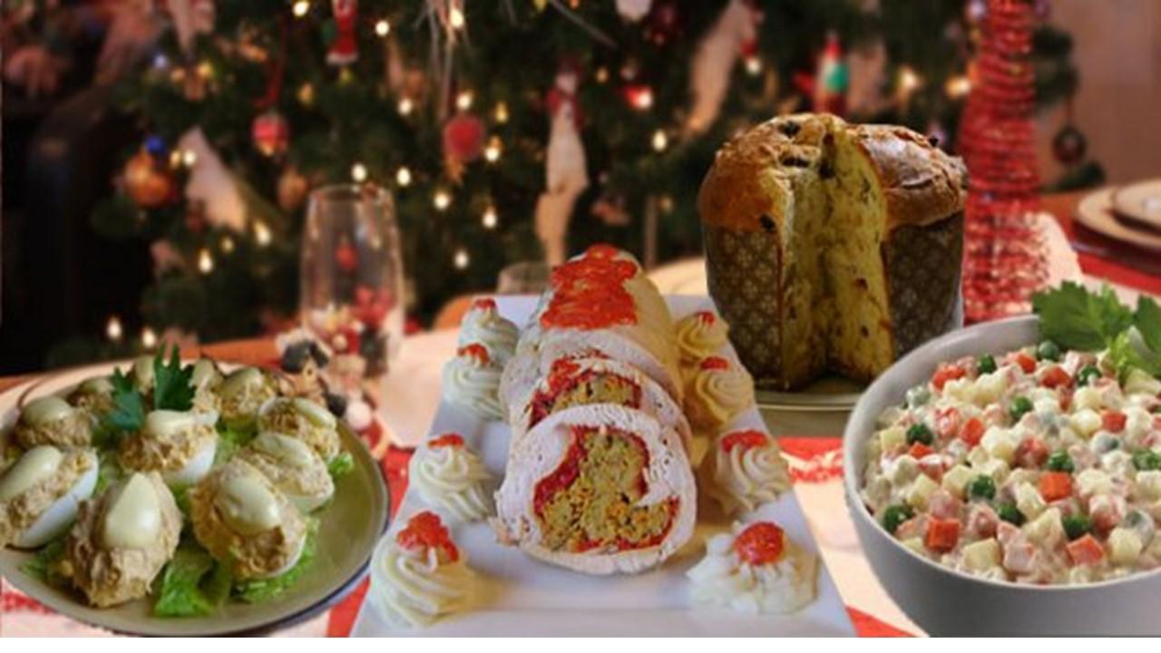 5 recetas de Navidad y fin de año