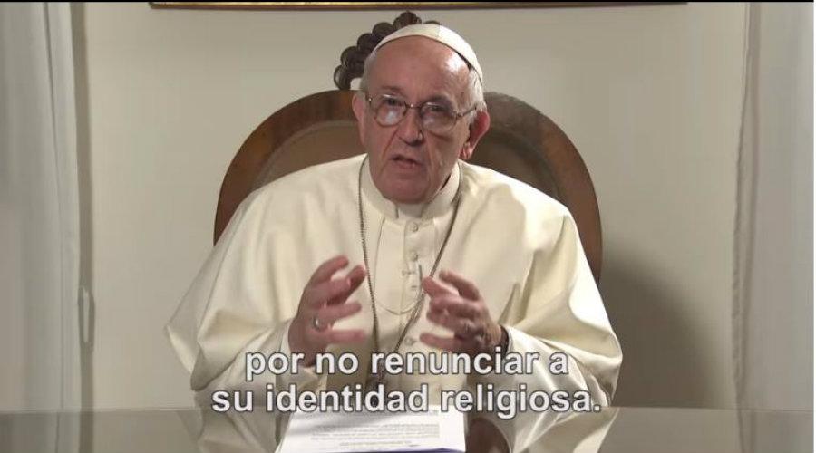 intenciones papa francisco enero 2018