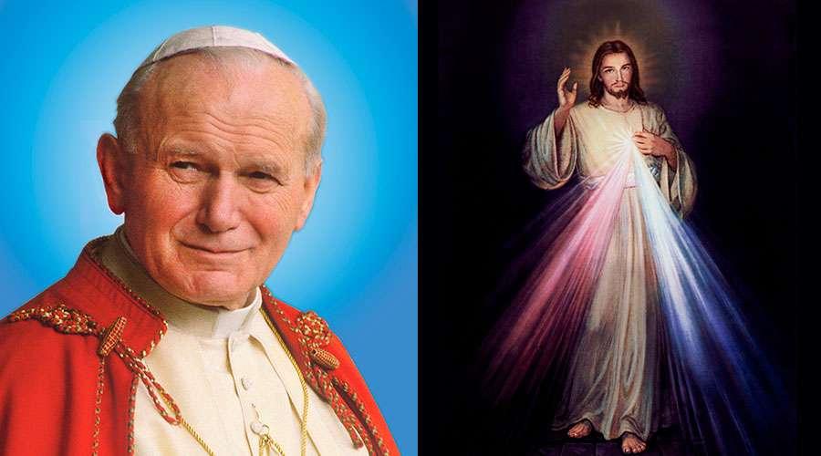 San Juan Pablo II: El gran devoto de la Divina Misericordia