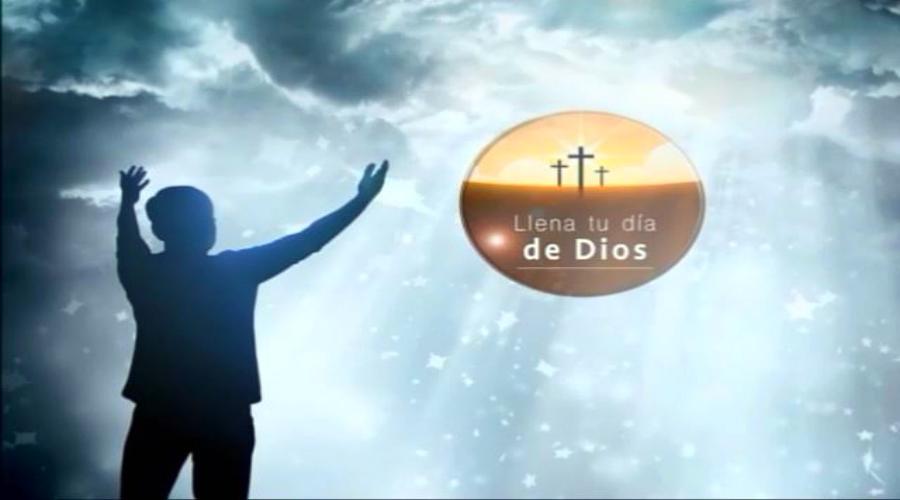 Llena tu día de Dios