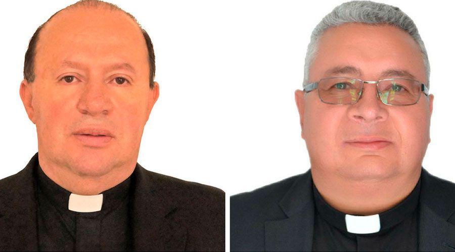 obispos - Jose Saul Grisales Grisales - Mario de Jesús Alvarez Gomez