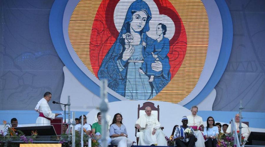 discurso papa francisco jovenes apertura jmj