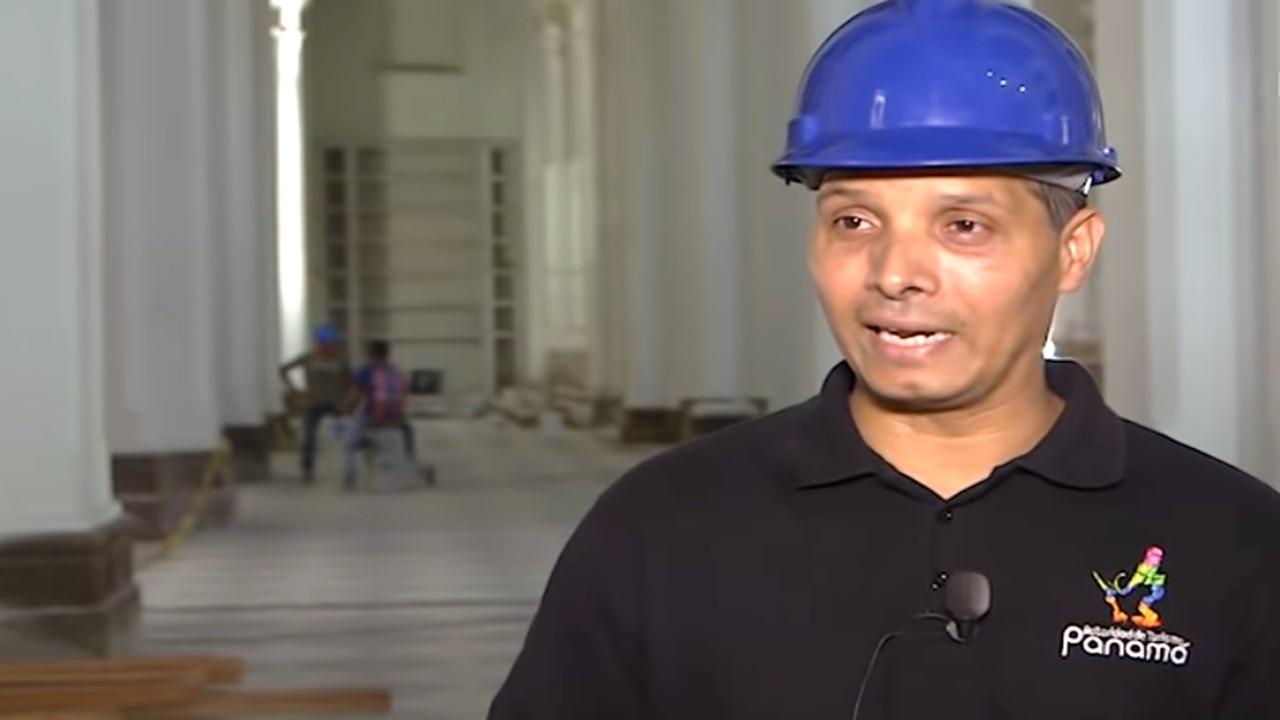El Papa consagrará en Panamá la primera catedral en tierra firme de las Américas