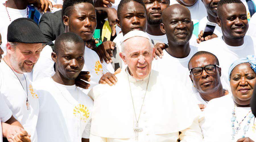 papa francisco catequesis confirmacion espiritu santo