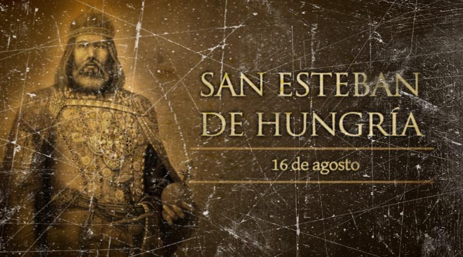 San Esteban de Hungría
