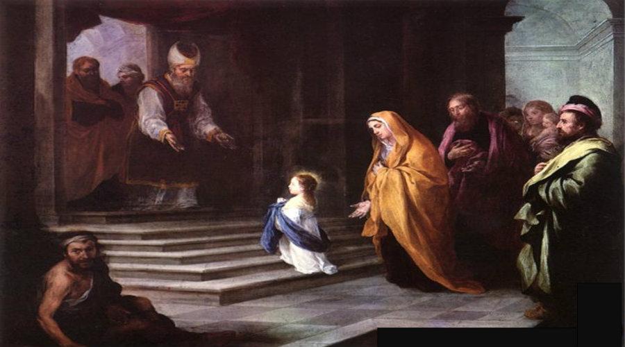 10 datos curiosos acerca de La Presentación de la Virgen María que deberías conocer