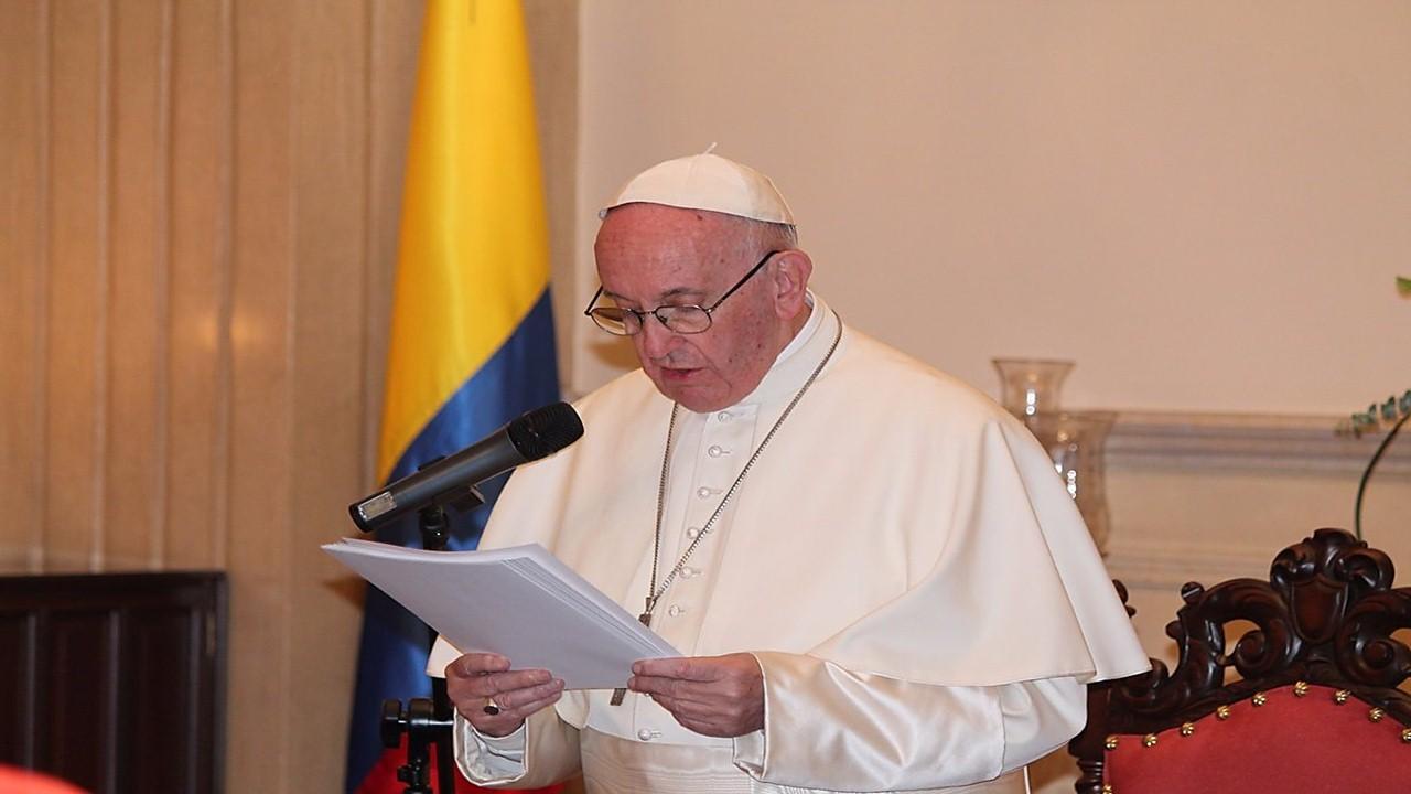 Discurso del Papa a los obispos del Comité Directivo del CELAM