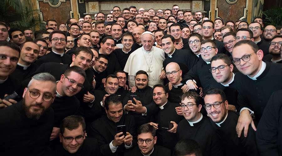 Quiero ser sacerdote