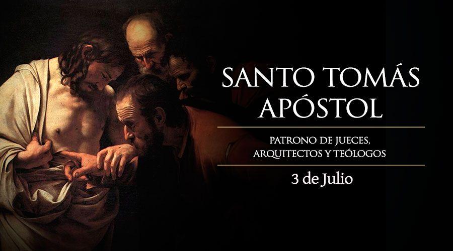 santo tomas apostol