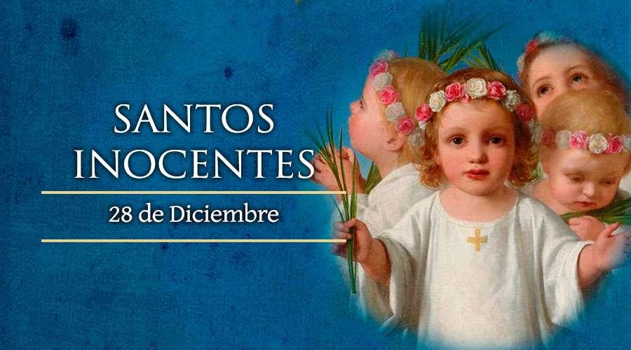 Hoy la Iglesia conmemora a los Santos Inocentes Mártires