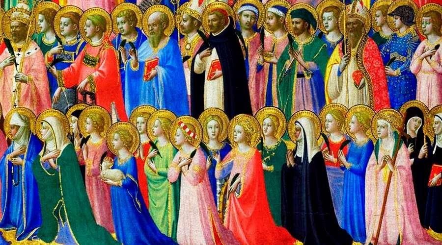 ¿Qué se celebra en la fiesta de Todos los Santos?