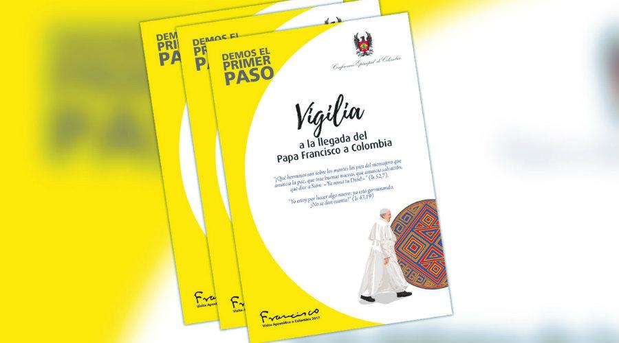 Colombia esperará al Papa con una gran Vigilia de oración
